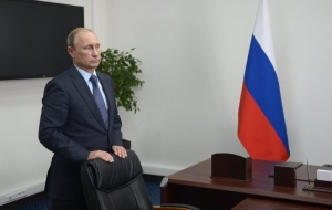 Putin will take part in the meetings of the Council of heads of the CIS and the Supreme Eurasian economic Council