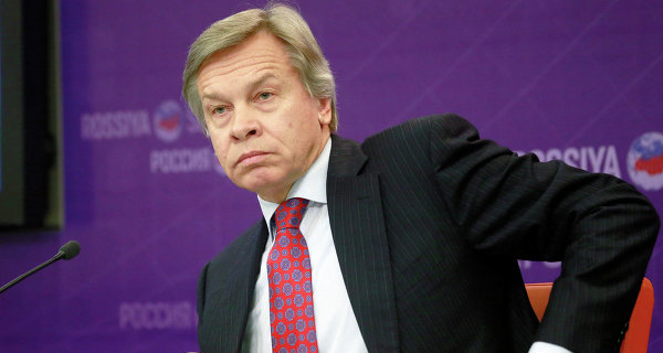 Pushkov: Russia will work to PACE about, only on conditions of equality