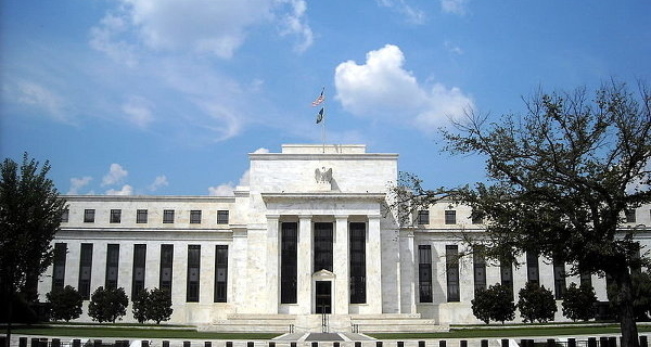 The fed has kept its benchmark rate at a record low level of 0-0. 25%