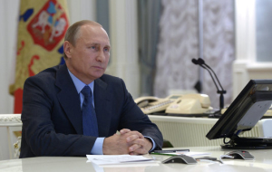 Putin: Russia over recent years has gained pace