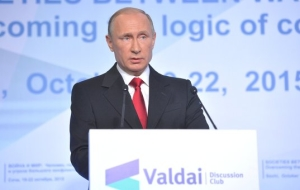 Putin: Russia could also claim the need to democratize USA
