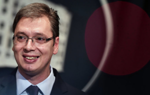 Putin will meet Thursday with Prime Minister of Serbia Vucic