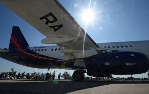 The authorized capital of STLC for sales of Sukhoi Superjet increased