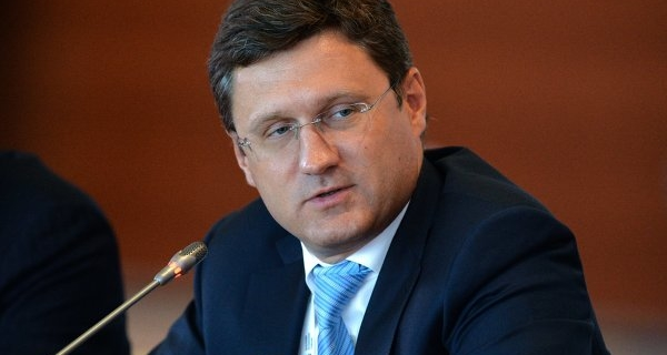 Novak: gas supplies to China will be discussed at the intergovernmental Commission on 16 November