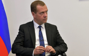 Medvedev supported the idea of an EP about a two-stage indexation of pensions in 2016