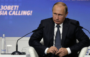 "Putin: ""Northern stream-2"" is intended to provide Europe with gas"