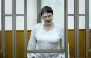 The militia told about the capture Savchenko was captured in Ukraine