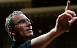 "Apple has called ""ludicrous"" the new film about Steve Jobs"