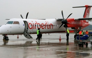 Air Berlin carries out an audit of the airport in Kaluga