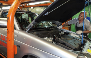 """""""AvtoVAZ"""" after the idle time has launched a line for the Assembly of foreign cars"""