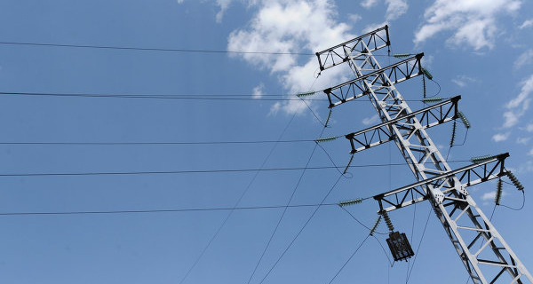 FGC UES commissioned the design of high-voltage lines in Crimea over 120 million rubles