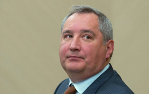 "Rogozin refused to comment on the appointment of Serdyukov in the ""rosteh"""