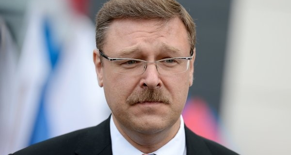 Kosachev: the senators of Russia and USA agreed on the interaction