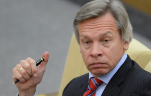 Pushkov: in the relations between the heads of Russia and the USA there has been a warming