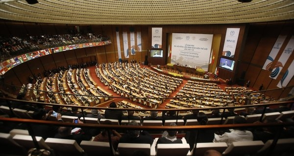 The IPU Council declares the inadmissibility of sanctions against parliamentarians