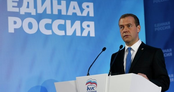 Medvedev: the candidates of UR should be involved in election debates