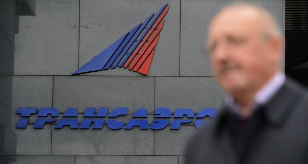 Shares of Transaero airlines jumped more than 30%