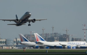 "Aeroflot until April 25 458 will carry thousands of passengers ""Transaero"""
