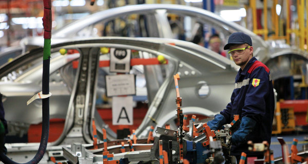The MAYOR: the production of passenger cars in Russia in 2015 may be reduced by 21%