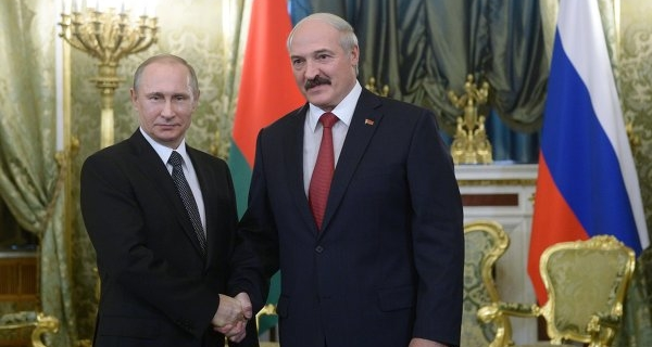 Lukashenko congratulated Putin on his birthday