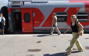 Loading on RZD network in October, a decrease of 0.5%