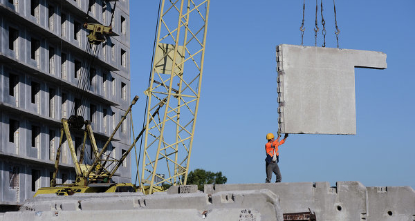 The number of new buildings in the United States in September grew by 1.9%