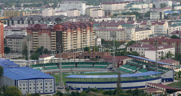 The construction of the Industrial Park began in Chechnya