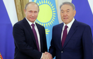 Putin: Russia and Kazakhstan has big plans for oil extraction in the Caspian sea