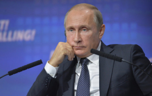 Political analyst: the approval rating of Putin's work is associated with the operation in Syria