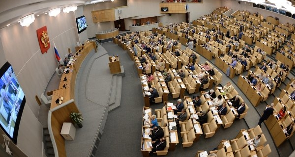 The state Duma will consider the deprivation of not submitting the Declaration of the deputies of the mandate