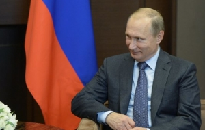 Putin holds a meeting in Sochi with the Minister of defence of Saudi Arabia