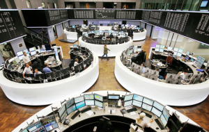 European exchanges closed in mild positive territory on fears over China's economy