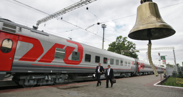 The investment program of Russian Railways in 2015 will amount to 392 billion rubles