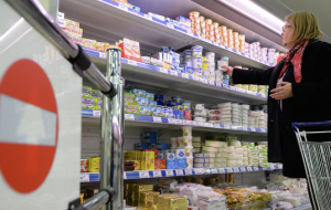Putin has instructed the FAS to analyze the prices of dairy products