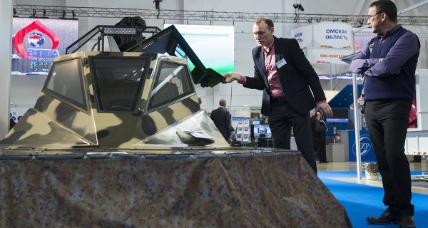 Exhibition of high technologies and equipment for Arctic opened in Omsk