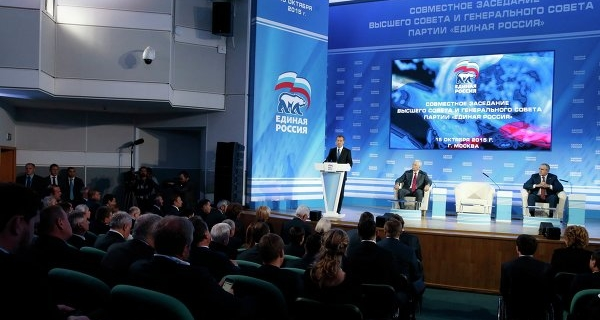 Medvedev: participation in elections with previous conviction may