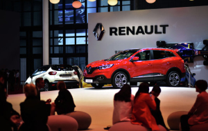 Renault sales in Russia for the III quarter has decreased on 29,8%