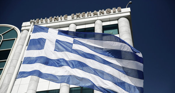 IMF: negative impact of Greece on the EU economy reduced