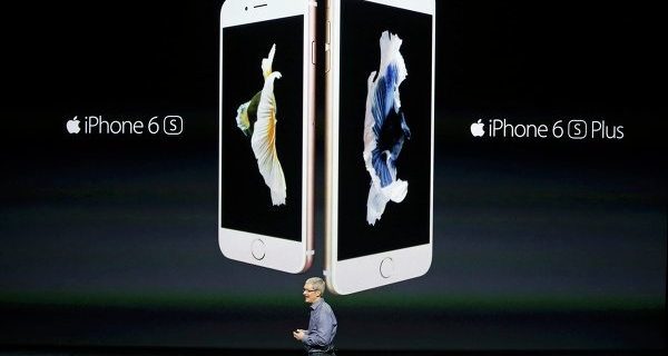 Presentation of the new iPhone models. Online report