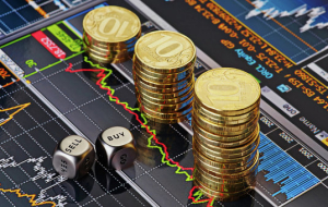 In the evening, the ruble was traded in negative territory within the correction