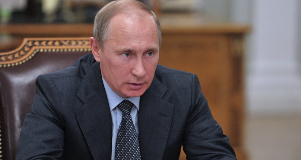 Putin dismissed the Deputy head of Rossotrudnichestvo Dmitry Kvitko
