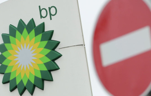 BP's net loss for the 9 months amounted to $3.2 billion