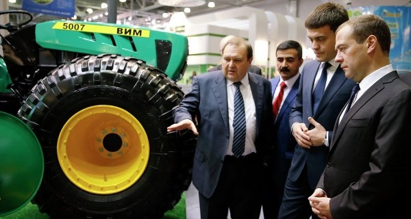 "Kamchatka has 30 companies presented at the exhibition ""Golden autumn-2015"""
