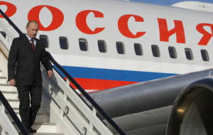 "Putin arrived in Paris, where the meeting ""channel four"""