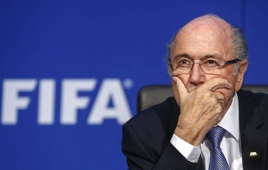 Media reported about the dismissal of Joseph Blatter as head of FIFA
