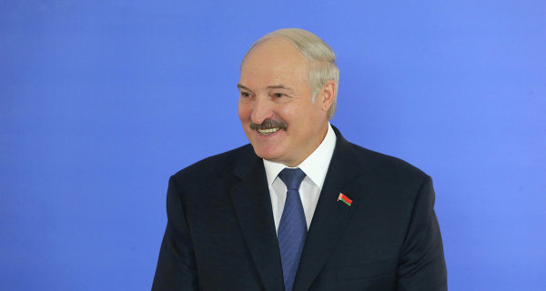 Putin congratulated Lukashenko on his reelection as President