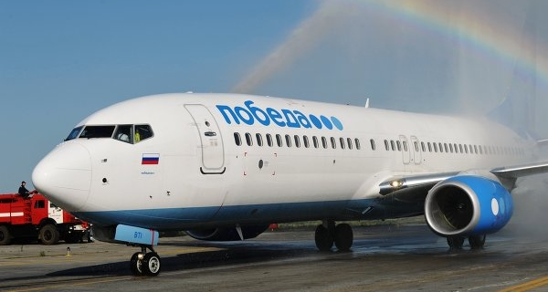 """""""Victory"""" will fly from Krasnodar to St Petersburg from October 23"""