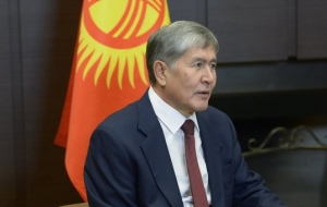 The President of Kyrgyzstan: relations with Russia have reached a new level