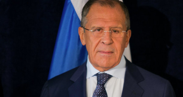 Lavrov discussed with the head of the Crimea international relations of the Republic of