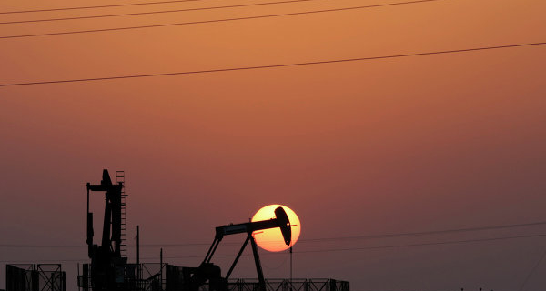 A barrel of oil OPEC on October 29, rose to $44,34